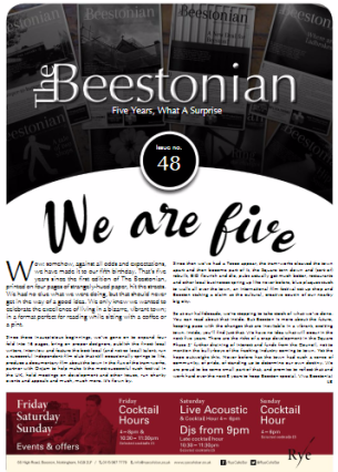 The Beestonian Issue 48